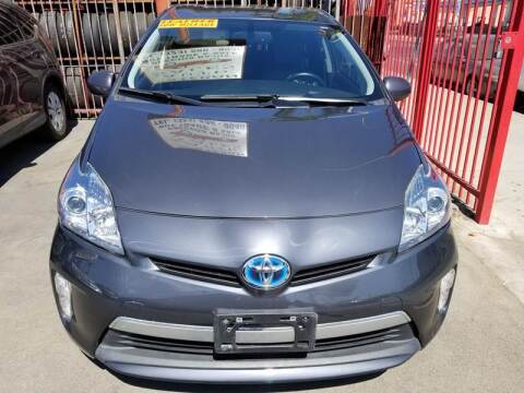 2014 Toyota Prius Plug-in Hybrid for sale at Ournextcar/Ramirez Auto Sales in Downey CA