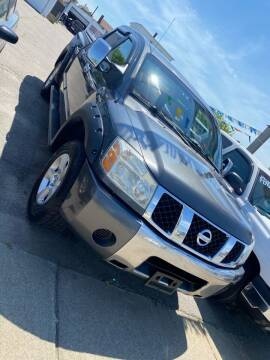 2004 Nissan Titan for sale at Bob Luongo's Auto Sales in Fall River MA