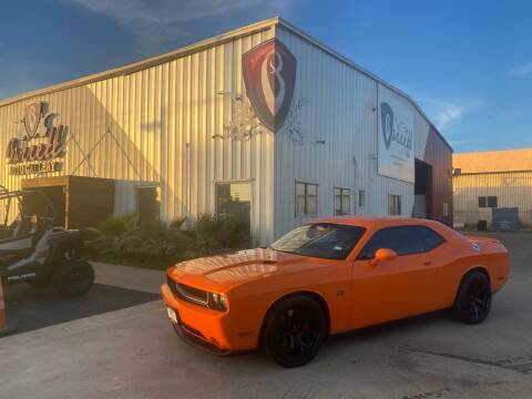 2012 Dodge Challenger for sale at Barrett Auto Gallery in San Juan TX