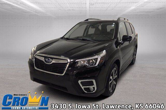 2019 Subaru Forester for sale at Crown Automotive of Lawrence Kansas in Lawrence KS