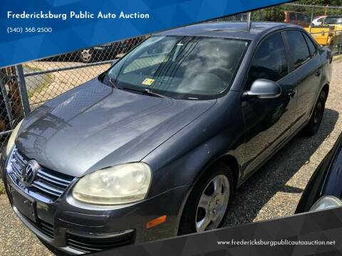 2008 Volkswagen Jetta for sale at FPAA in Fredericksburg VA