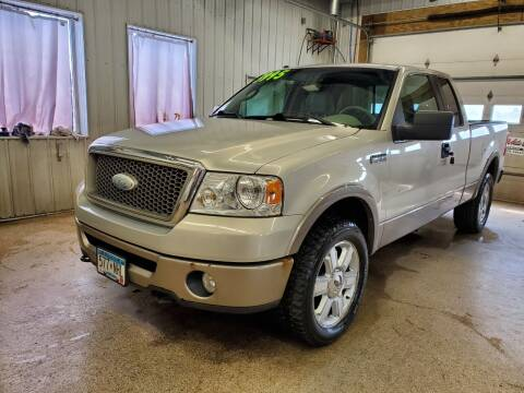 2006 Ford F-150 for sale at Sand's Auto Sales in Cambridge MN