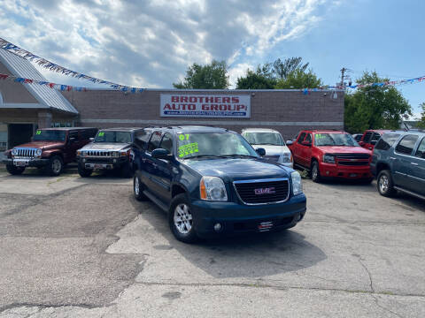 2007 GMC Yukon XL for sale at Brothers Auto Group in Youngstown OH