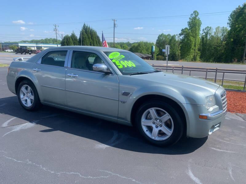2006 Chrysler 300 for sale at Doug White's Auto Wholesale Mart in Newton NC