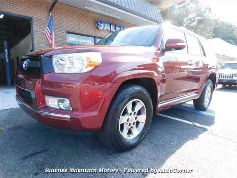 2013 Toyota 4Runner for sale at Michael D Stout in Cumming GA