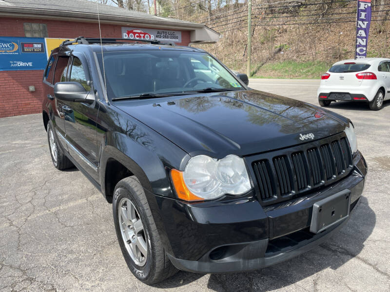 2009 Jeep Grand Cherokee for sale at Doctor Auto in Cecil PA