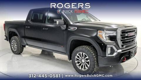 2021 GMC Sierra 1500 for sale at ROGERS  AUTO  GROUP in Chicago IL