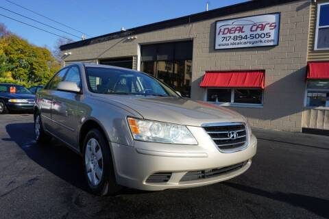 2009 Hyundai Sonata for sale at I-Deal Cars LLC in York PA