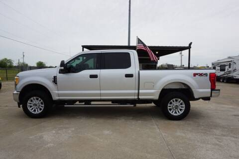2017 Ford F-250 Super Duty for sale at Ratts Auto Sales in Collinsville OK