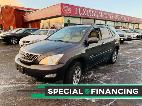 2009 Lexus RX 350 for sale at LUXURY IMPORTS AUTO SALES INC in North Branch MN