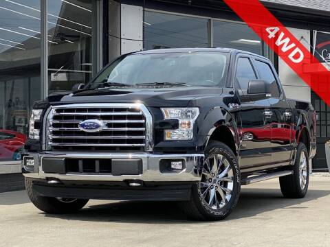 2017 Ford F-150 for sale at Carmel Motors in Indianapolis IN