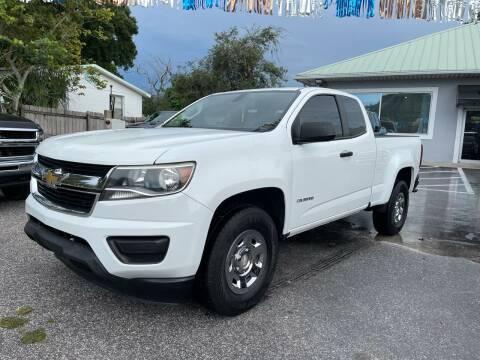 2015 Chevrolet Colorado for sale at Sheldon Motors in Tampa FL
