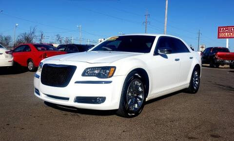 2012 Chrysler 300 for sale at AUTO BARGAIN, INC. #2 in Oklahoma City OK