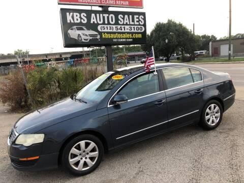 2007 Volkswagen Passat for sale at KBS Auto Sales in Cincinnati OH