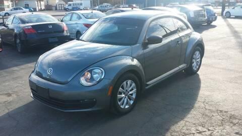 2013 Volkswagen Beetle for sale at Nonstop Motors in Indianapolis IN