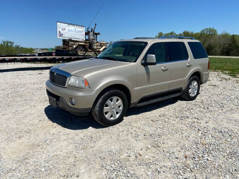 2004 Lincoln Aviator for sale at Ken's Auto Sales & Repairs in New Bloomfield MO