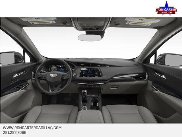 2021 Cadillac XT4 4x4 Luxury 4dr Crossover - Houston TX