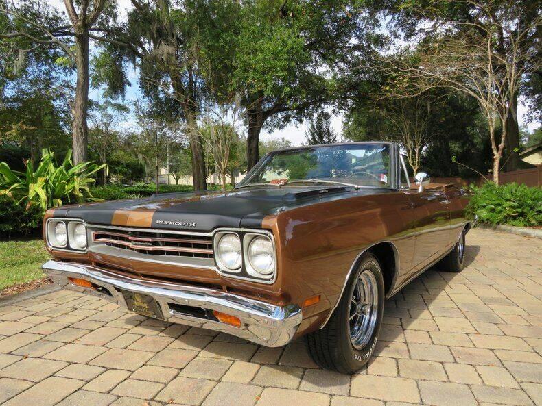 1969 Plymouth Roadrunner for sale in Lakeland, FL