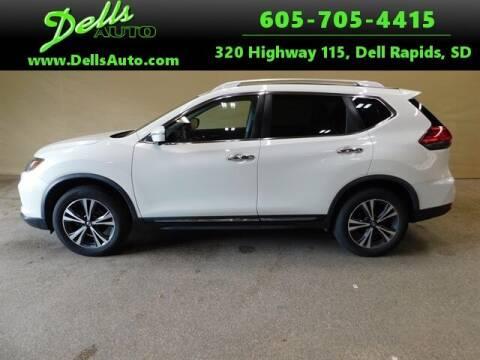 2017 Nissan Rogue for sale at Dells Auto in Dell Rapids SD