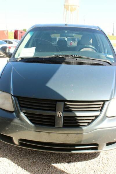 2007 Dodge Grand Caravan for sale at Brannan Auto Sales in Gainesville TX