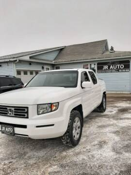 2006 Honda Ridgeline for sale at JR Auto in Brookings SD