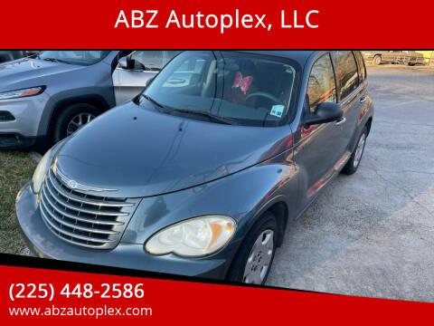 2006 Chrysler PT Cruiser for sale at ABZ Autoplex, LLC in Baton Rouge LA