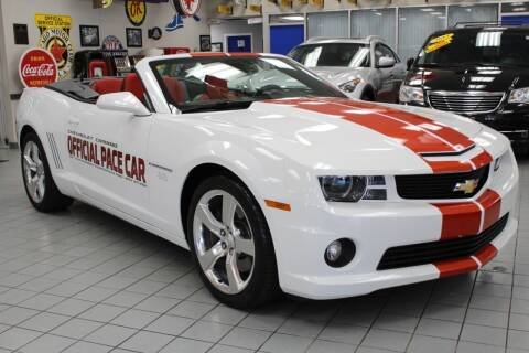 2011 Chevrolet Camaro for sale at Windy City Motors in Chicago IL