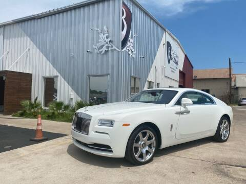 2015 Rolls-Royce Wraith for sale at Barrett Auto Gallery in San Juan TX