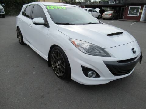2012 Mazda MAZDASPEED3 for sale at Tonys Toys and Trucks in Santa Rosa CA