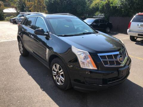 2012 Cadillac SRX for sale at Central Jersey Auto Trading in Jackson NJ