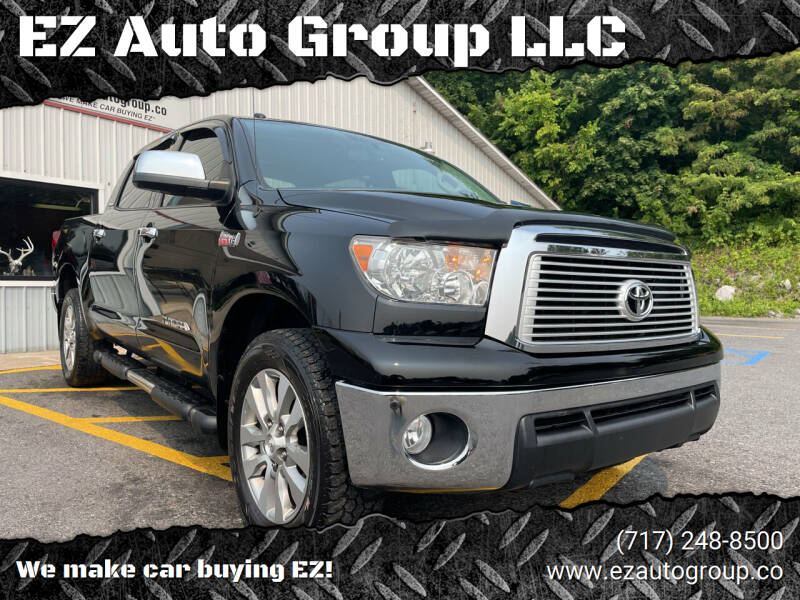 2012 Toyota Tundra for sale at EZ Auto Group LLC in Lewistown PA