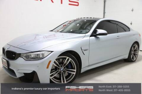 2015 BMW M4 for sale at Fishers Imports in Fishers IN