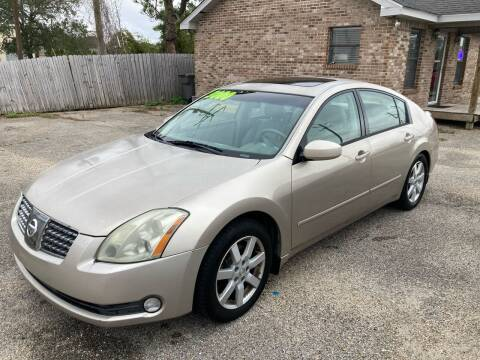 2006 Nissan Maxima for sale at Autofinders in Gulfport MS