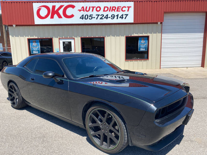 2010 Dodge Challenger for sale at OKC Auto Direct in Oklahoma City OK