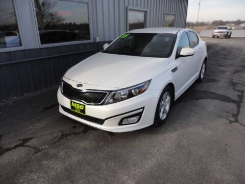 2015 Kia Optima for sale at Moss Service Center-MSC Auto Outlet in West Union IA