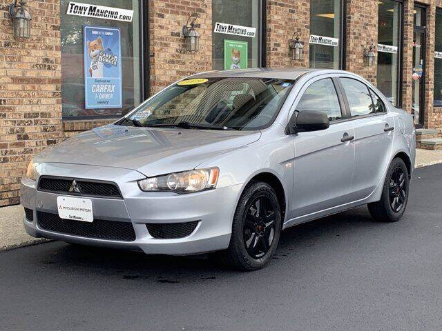 2009 Mitsubishi Lancer for sale at The King of Credit in Clifton Park NY