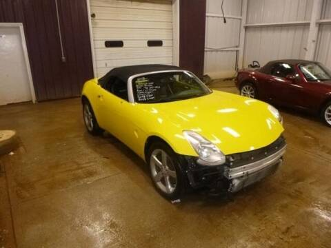 2008 Pontiac Solstice for sale at East Coast Auto Source Inc. in Bedford VA