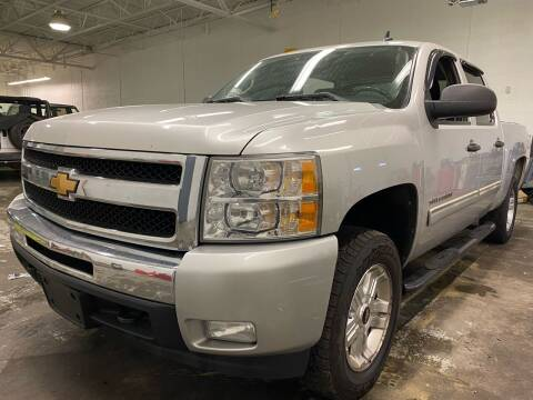 2011 Chevrolet Silverado 1500 for sale at Paley Auto Group in Columbus OH