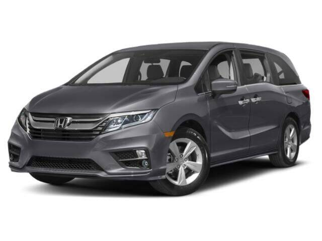 2019 Honda Odyssey for sale at Street Smart Auto Brokers in Colorado Springs CO