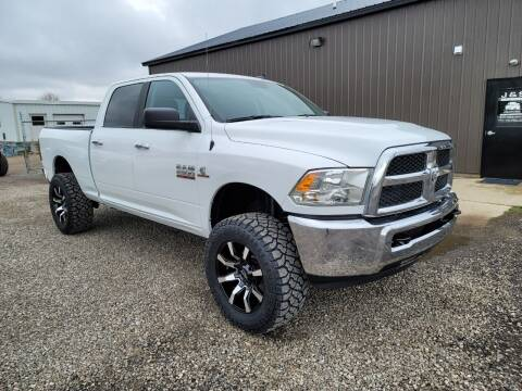 2018 RAM Ram Pickup 2500 for sale at J & S Auto Sales in Blissfield MI