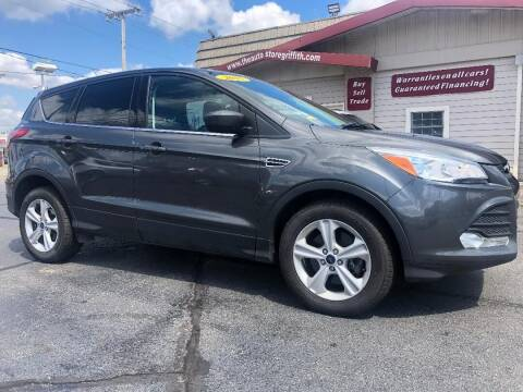 2015 Ford Escape for sale at The Auto Store in Griffith IN
