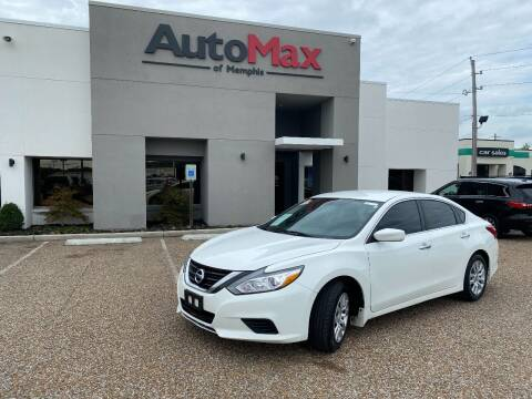 2017 Nissan Altima for sale at AutoMax of Memphis - Nate Palmer in Memphis TN