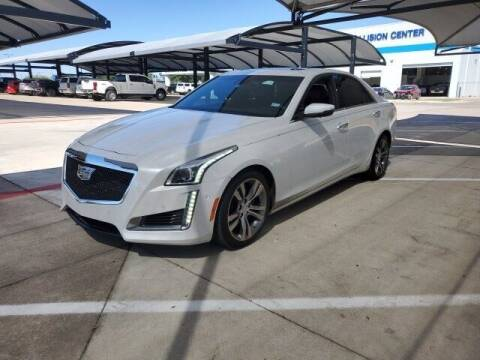 2015 Cadillac CTS for sale at Jerry's Buick GMC in Weatherford TX