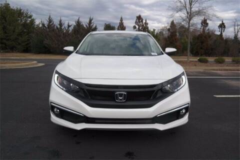 2021 Honda Civic for sale at Southern Auto Solutions - Lou Sobh Honda in Marietta GA