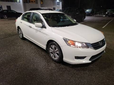 2014 Honda Accord for sale at BETTER BUYS AUTO INC in East Windsor CT