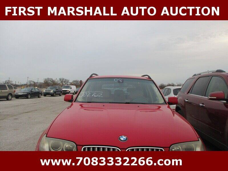 2008 BMW X3 AWD 3.0si 4dr SUV - Harvey IL