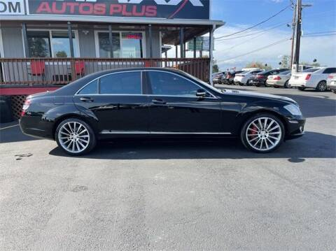 2007 Mercedes-Benz S-Class for sale at Ralph Sells Cars at Maxx Autos Plus Tacoma in Tacoma WA