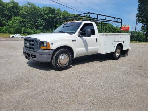 2007 Ford F-350 Super Duty for sale at Tennessee Valley Wholesale Autos LLC in Huntsville AL
