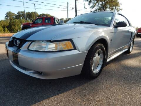 2000 Ford Mustang for sale at Medford Motors Inc. in Magnolia TX