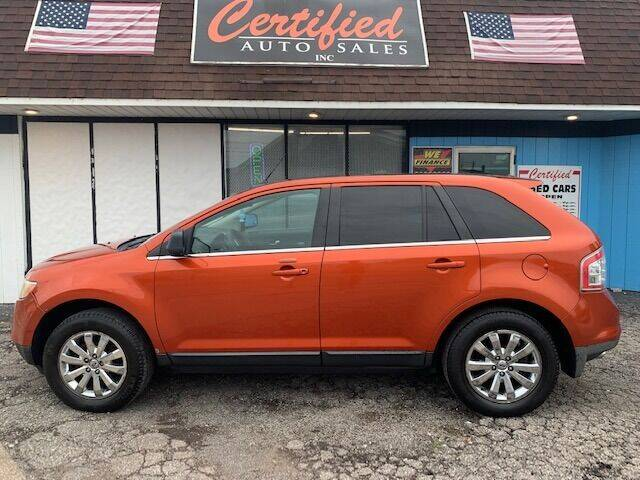 2008 Ford Edge for sale at Certified Auto Sales, Inc in Lorain OH